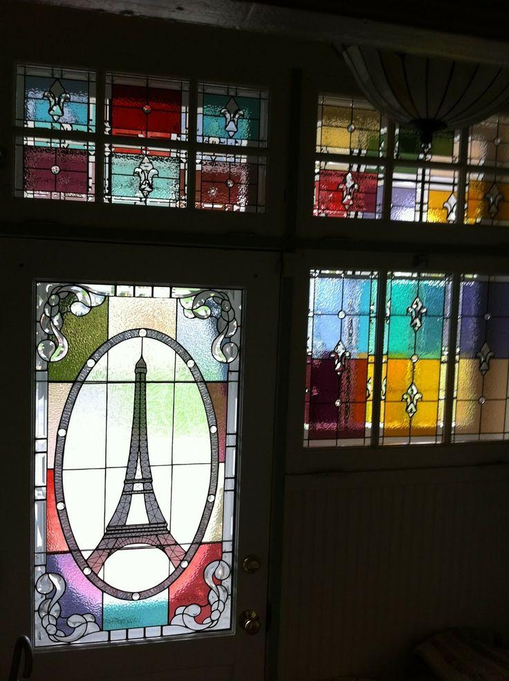 Window Frame Art Ideas