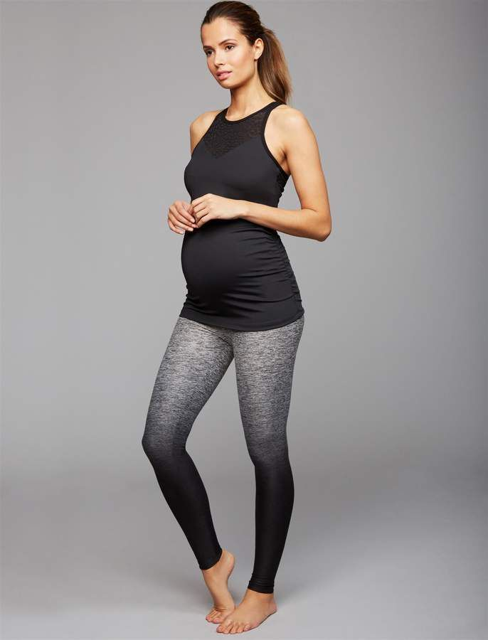 48ac0cb4168cf Beyond The Bump Secret Fit Belly Maternity Active Pants. #ad ...