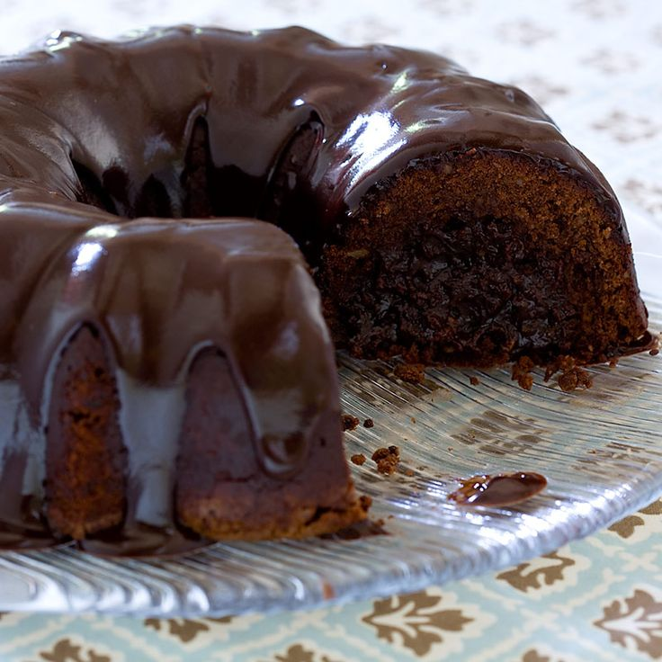 Tunnel of Fudge Cake Recipe - Cook's Country from Cook's Country