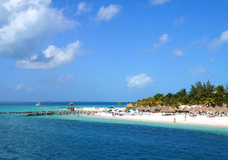 Isla Mujeres i Mexico har god stemning, skønne restauranter og den dejligste strand, og du kan tage på masser af dykker- og snorkleture.