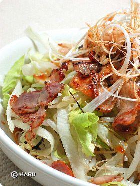 焼豚サラダ by haru*pon [クックパッド] 簡単おいしいみんなのレシピが ...