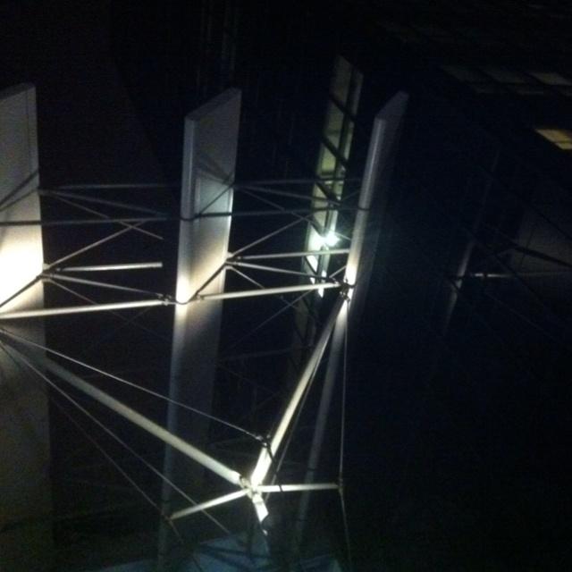 WTC Ansterdam by night