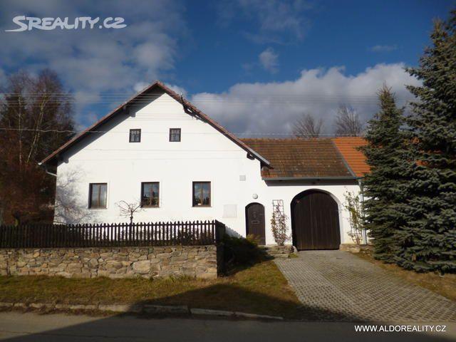 Chalupa 200 m² k prodeji Střítež (okres Pelhřimov); 4400000 Kč, parkovací místo, patrový, samostatný, smíšená stavba, po rekonstrukci.