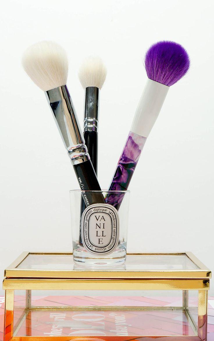 Brush Up on Bright With the New Sonia Kashuk Brush Couture Brush Set