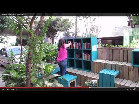"""Reportagem sobre os """"parklets"""" da capital paulista. As minipraças são uma intervenção urbana temporária que ocupa o espaço onde caberiam dois carros estacionados.    Agradecimentos:  <a href=""""http://www.smartgrowthamerica.org"""" target=""""_blank"""">http://www.smartgrowthamerica.org</a>    Sites úteis:  <a href=""""http://gestaourbana.prefeitura.sp.gov.br/parklets/"""" target=""""_blank"""">http://gestaourbana.prefeitura.sp.gov.br/parklets/</a>  <a href=""""https://institutomobilidadeverde.wordpress.com/""""…"""