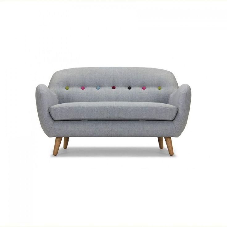 Walter 2 Seater Sofa | Fabric Sofas | Sofas | Caseys Furniture