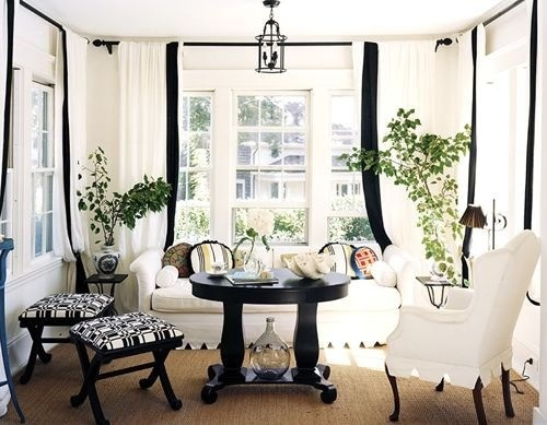 17 Best images about Black and White Rooms on Pinterest