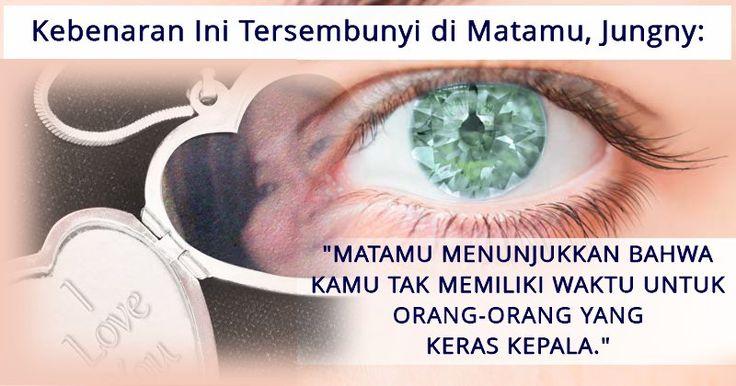 Kami Akan Menunjukkan Kepadamu Apa Kebenaran yang Tersembunyi di Matamu!