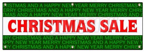 72 CHRISTMAS SALE BANNER SIGN christmas season decorate discount holidays * Find out more about the great product at the image link.