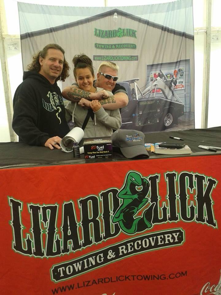 Lizard Lick Towing <3