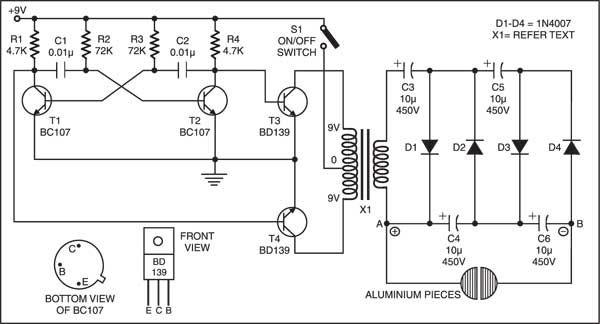 electronics schematics diagrams components