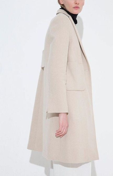 TELA FW1516 Collection expresses a contemporary minimalism. → www.tela9.com  #madeinitaly #tailoring