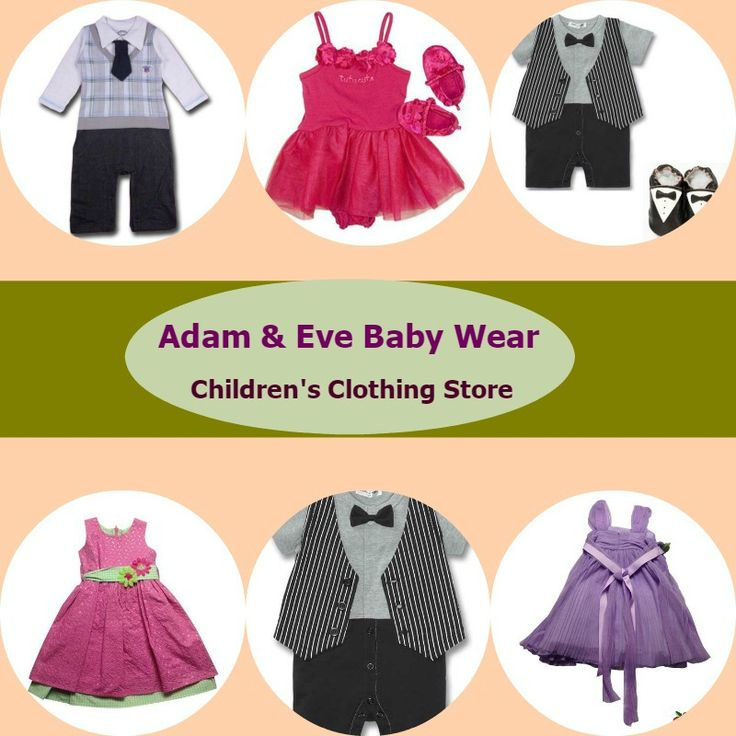Affordable and great quality, find a great range of baby clothes online! http://www.adamandevebabywear.com.au