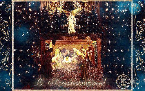 FlashKAS: Светлый праздник Рождества