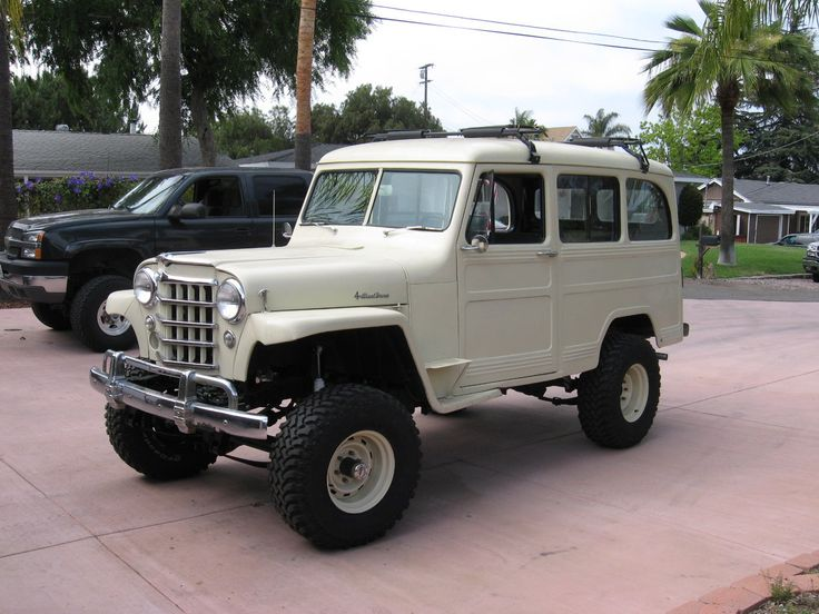 17 best images about willys wagons on pinterest