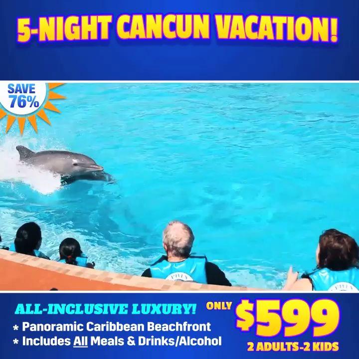 Our Most Popular Destination Krystal Cancun Resort