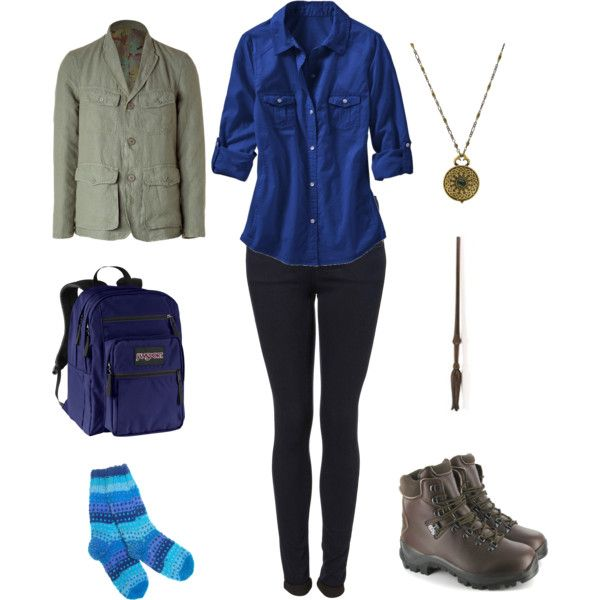 Maris Hiking Outfit By Bloodyheartsandstars On Polyvore Featuring Old Navy Vegetarian Shoes 1928