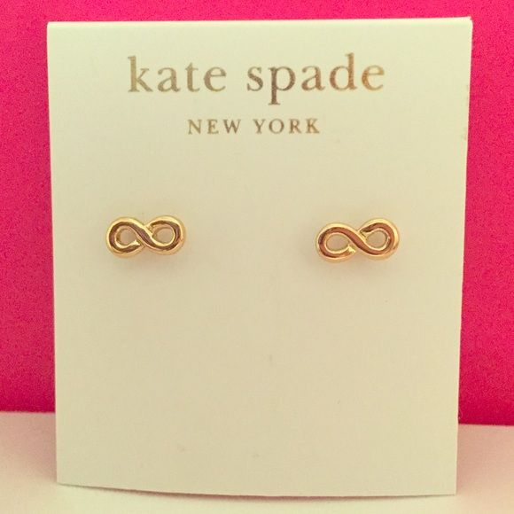 SPRING Kate Spade ♠️ Infinity EARRINGS NWTs SPRING COLLECTION Kate Spade ♠️ Infinity 14K Gold Fill Earrings NWTs • smoke free home • bundle for extra discounts • 20% donated to the American Cancer Society • Thanks & Happy Poshing kate spade Jewelry Earrings
