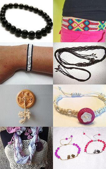 Macrame by Sonia Díaz on Etsy--Pinned with TreasuryPin.com