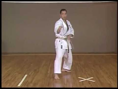 MACAM - MACAM SENI BELA DIRI: Video: Karate Shotokan: Tutorial 3