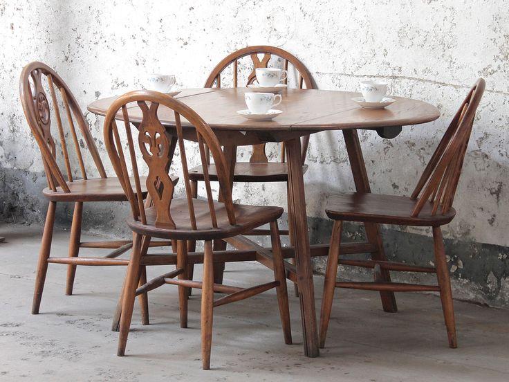 25 Parasta Ideaa Pinterestissä Ercol Table Fascinating Second Hand Ercol Dining Room Furniture Design Decoration