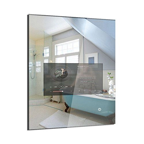Best smart mirrors images on pinterest