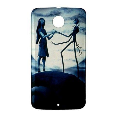 Sally Jack Nightmare Before Christmas Google Nexus 6 Case Cover Wrap Around