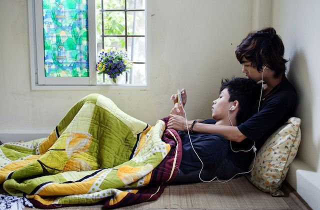 Photographing the Loving Gays of Vietnam by Maika Elan | http://www.vice.com/en_uk/read/gay-couples-vietnam-maika-elan-photography