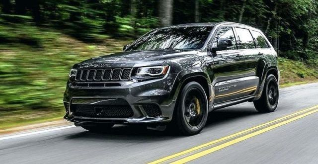 2021 Jeep Grand Cherokee To Ride On A New Platform Jeep Grand Cherokee Jeep Grand Jeep Grand Cherokee Srt