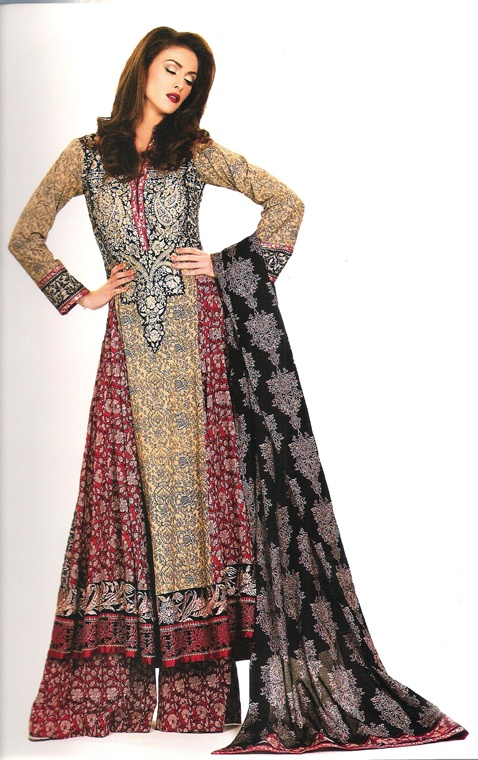 Finest Pakistani Lawn Prints for the Party Season, by Umer sayeed