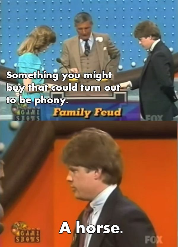22 Of The Funniest Game Show Answers Of All Time - Funny Gallery