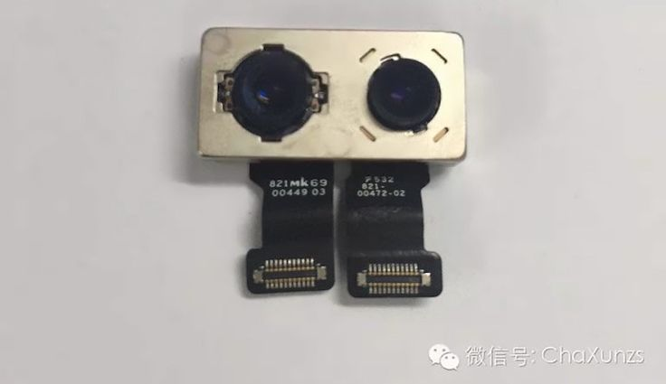 Possible iPhone 7 Plus Dual Camera Module Depicted in New Images