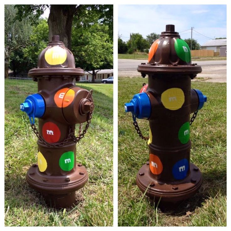 294 best Fire Hydrant painting ideas images on Pinterest | Plugs ...