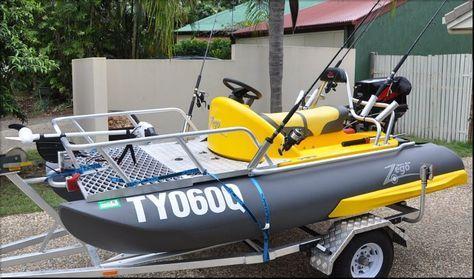 Zego Sports Boat