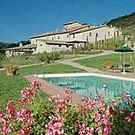 If you are fed up of paying high prices to travel at weekends, try Pretaccione hamlet which rents Thursday to Thursday! (http://www.to-tuscany.com/pretaccione) Oh, did I mention there is a tennis court here too?! lol
