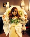 The Exorcist Costume - 2014 Halloween Costume Contest