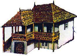 Casa din Chiojdu, Buzau