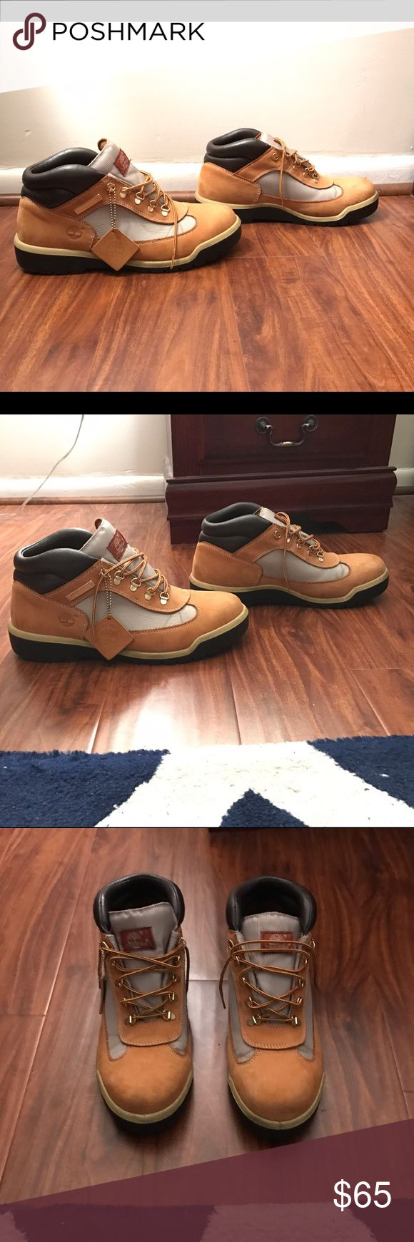Timberland field Boots Authentic!! Minor scratches Shoes Boots