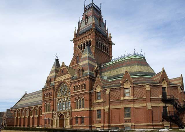Harvard University, Massachusetts.