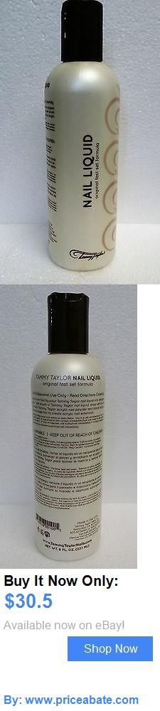 Nails: Tammy Taylor- Nail Liquid Original 8Oz - Monomer BUY IT NOW ONLY: $30.5 #priceabateNails OR #priceabate