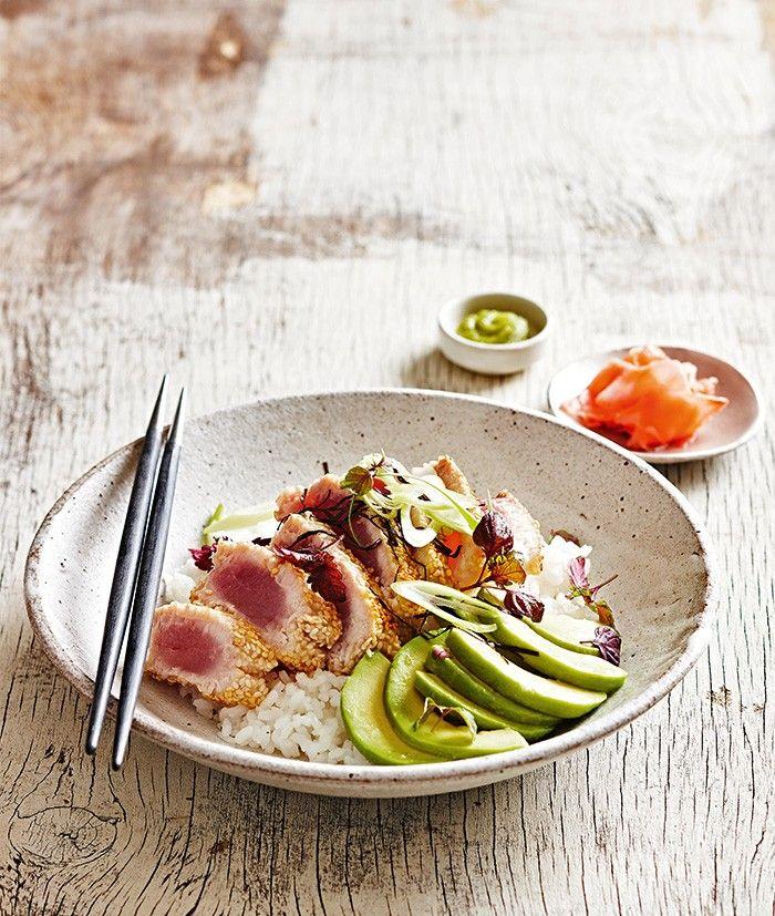 Lazy Sushi Bowl | MiNDFOOD