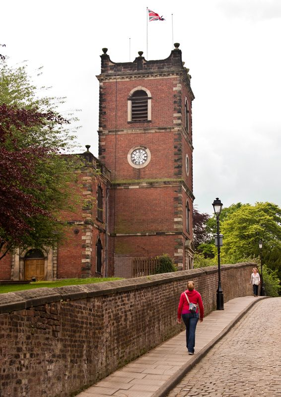 Church Hill, St John the Baptist's Church, Knutsford, Cheshire, England.Copyright: Stephen Nunney