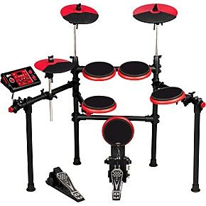 Available at Guitar Center, roland electronic drums.  The DD1 Electronic Drum Kit is a full featured electronic kit, ready to play right out of the box. A great first electronic kit, the DD1 comes complete with ddrum's DD1M Module that has 30 editable onboard kits. Shop for the Ddrum DD1 Plus  5-Piece Electronic Drumset and receive free shipping on your order and the guaranteed lowest price.  http://www.guitarcenter.com/Roland/Electronic-Drums.gc