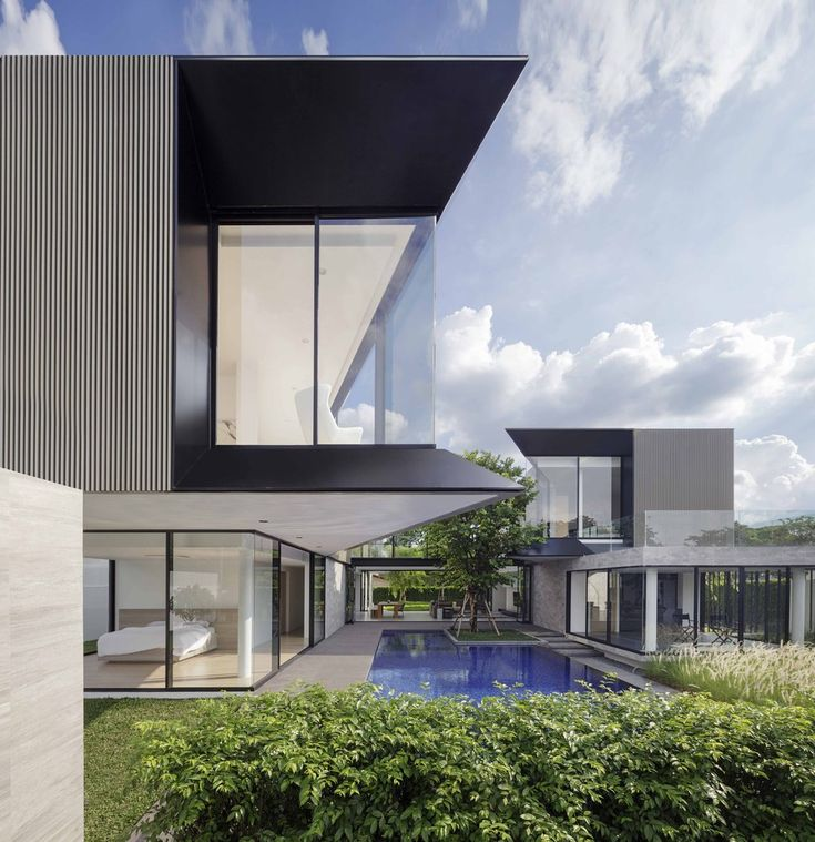 Aluminium House,Courtesy of Ayutt and Associates Design
