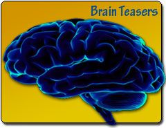 Brain Teasers   Great Mind Bending Puzzles for Kids and Adults!