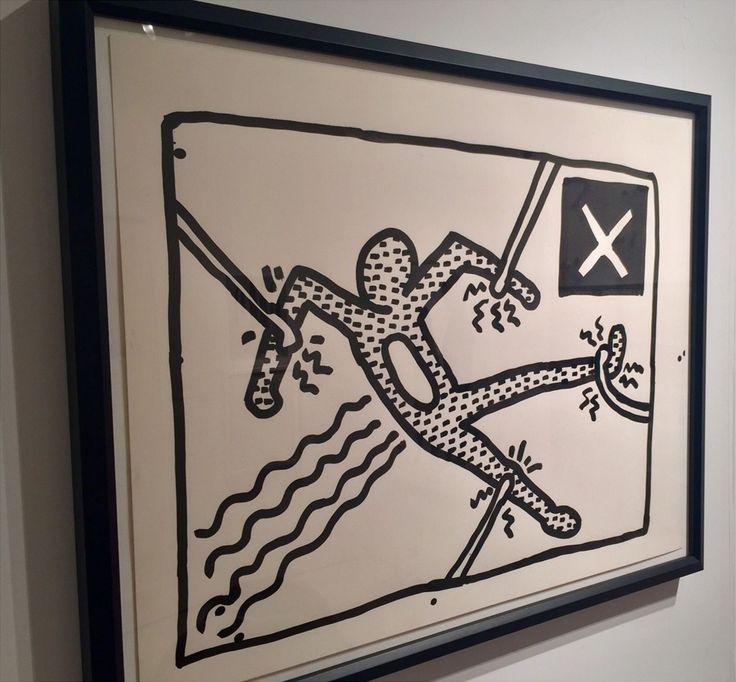 Artist Dana Louise Kirkpatrick Shares Her Art Basel Favorites: Keith Harring   coveteur.com