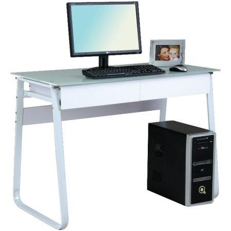 Γραφείο μεταλλικό EO401  Τιμή με ΦΠΑ 58,00 [EO401/glass metal office ]