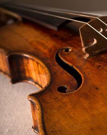 Christie's exhibits $60m Stradivarius and Guarneri collection