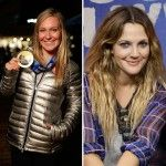 Snowboarding gold medalist Jamie Anderson even sounds like Drew Barrymore! 13 Olympians in Sochi 2014 Who Look Like 13 Celebrities http://shar.es/Fs667