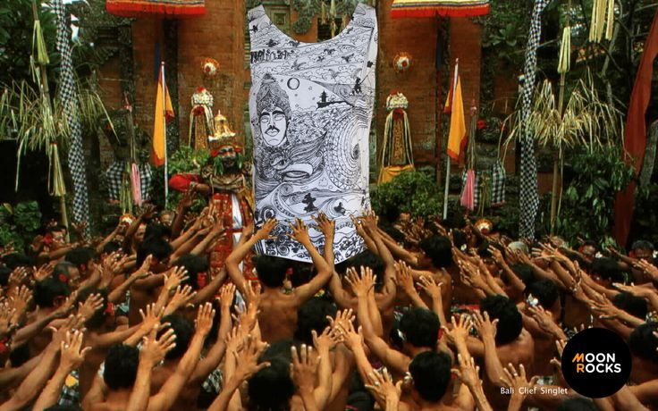 Bali Clief Singlet. Worships like the gods